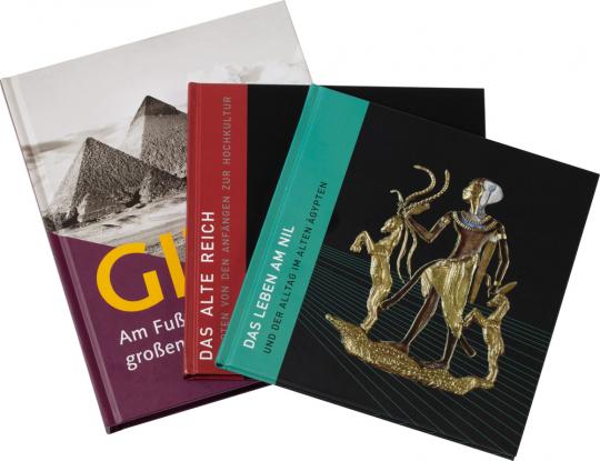 Das Alte Ägypten Set. 3 Bände.