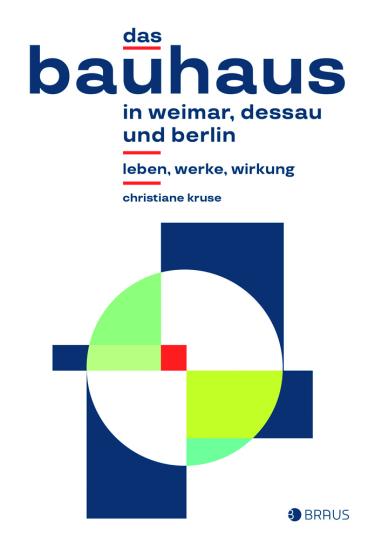 Das Bauhaus in Weimar, Dessau und Berlin.