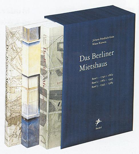 Das Berliner Mietshaus Drei Bände
