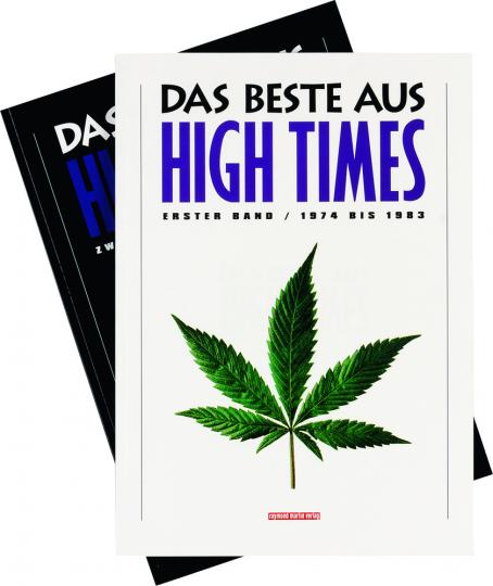 Das Beste aus High Times. 1974-1994. 2 Bände im Paket.