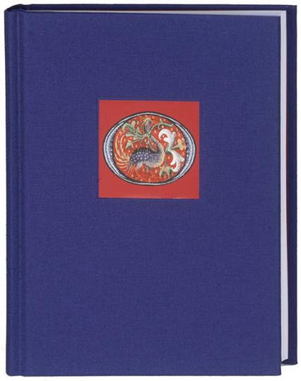 Das bibliophile Notizbuch - Das bibliophile Notizbuch - Usambarablau.