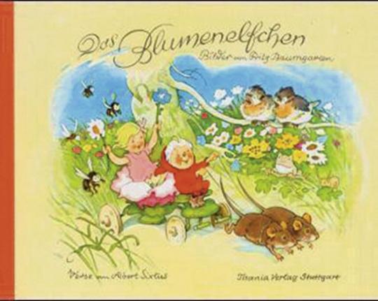Das Blumenelfchen. Ein Bilderbuch.