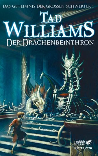 Das Geheimnis der Großen Schwerter Band 1 Der Drachenbeinthron