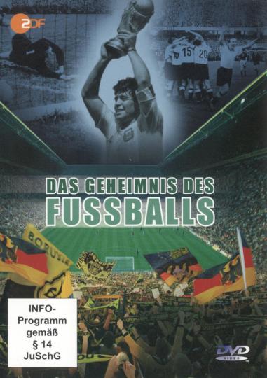 Das Geheimnis des Fußballs. DVD.