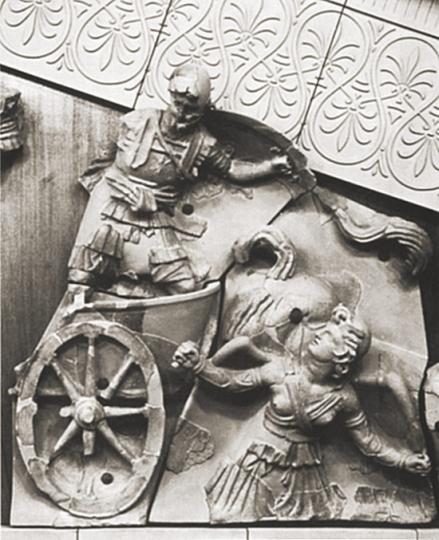 Das Giebelrelief von Telamon und seine Stellung innerhalb der Ikonographie der »Sieben gegen Theben«