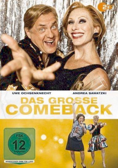 Das große Comeback DVD