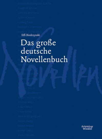 Das große deutsche Novellenbuch.