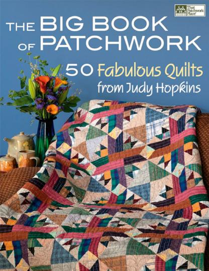 Das große Patchwork-Buch. 50 fabelhafte Quilts.