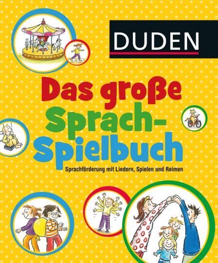 Das große Sprachspielbuch.