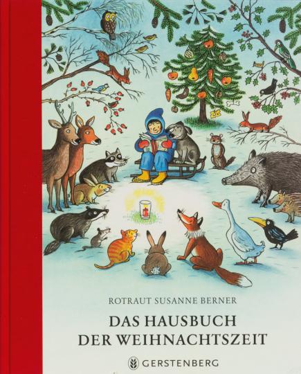 Das Hausbuch der Weihnachtszeit.
