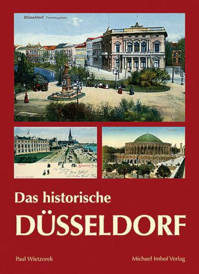 Das historische Düsseldorf.