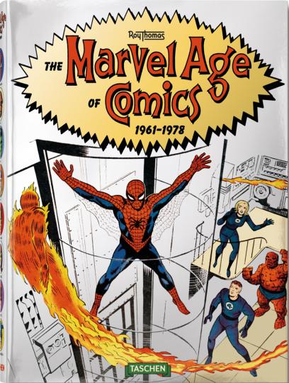 Das Marvel-Zeitalter der Comics 1961-1978.