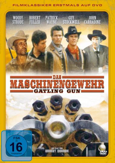 Das Maschinengewehr DVD
