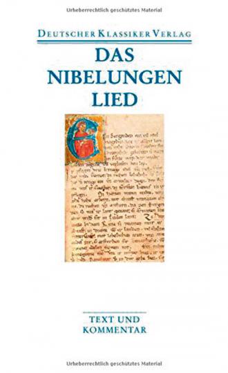 Das Nibelungenlied.