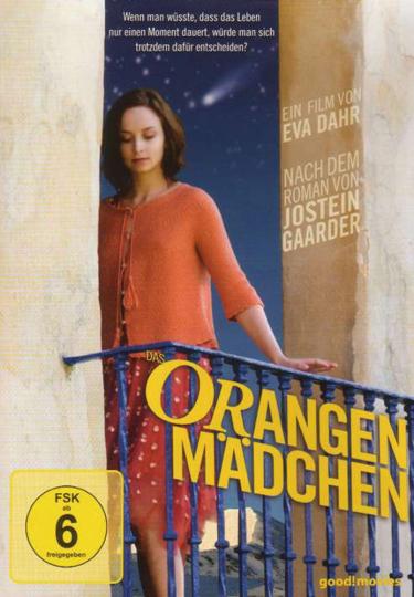 Das Orangenmädchen. DVD.