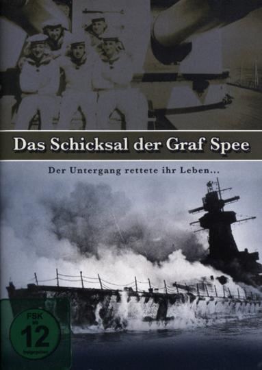 Das Schicksal der GRAF SPEE DVD