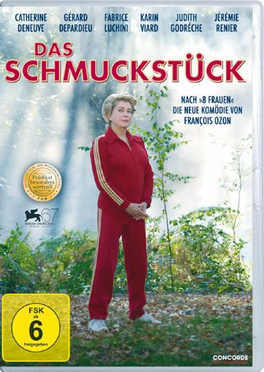 Das Schmuckstück DVD