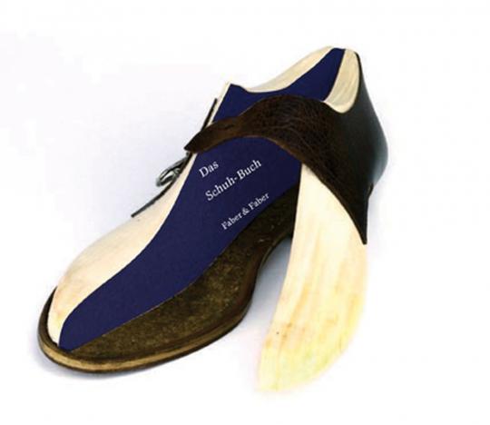 Das Schuh-Buch. Berühmte Schuhe von A bis Z. Herrenschuh.
