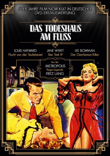 Das Todeshaus am Fluß. DVD.
