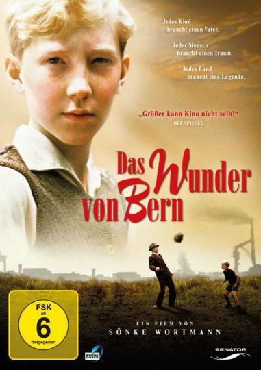 Das Wunder von Bern. DVD.