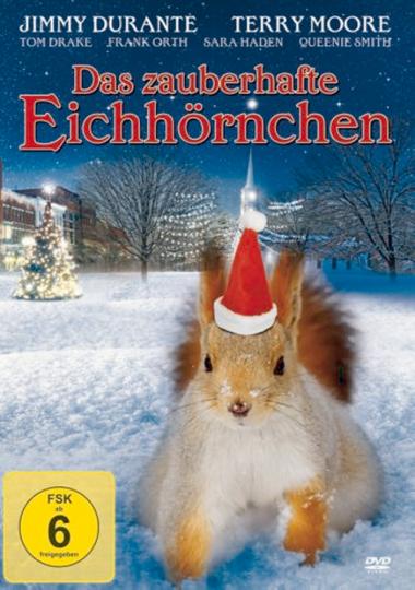 Das zauberhafte Eichhörnchen DVD
