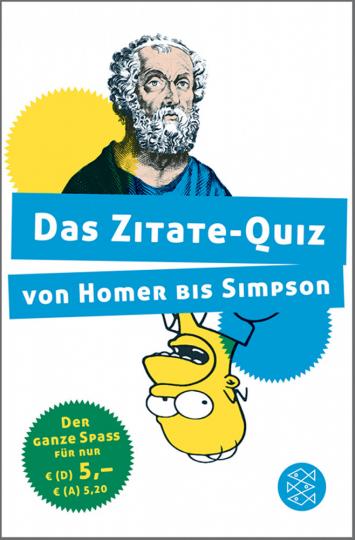 Das Zitate Quiz von Homer bis Simpson