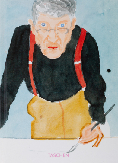 David Hockney.