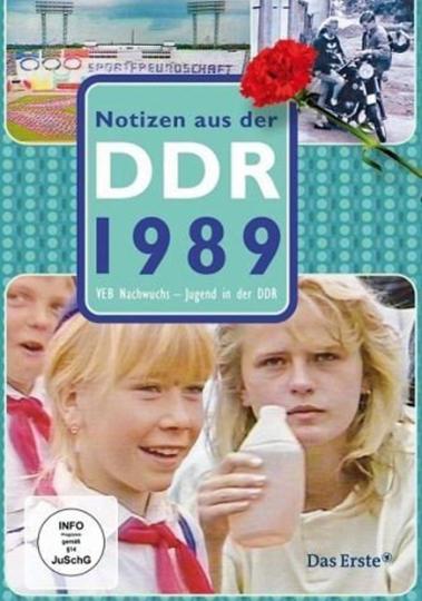 DDR 1989 DVD