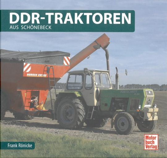 DDR-Traktoren aus Schönebeck