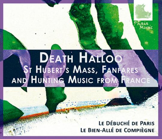 Death Hallo - St. Hubertus Messe, Fanfaren und Französische Jagdmusik 3 CDs