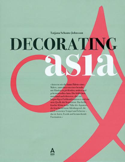 Decorating asia.