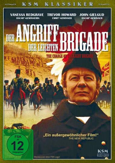 Der Angriff der Leichten Brigade DVD