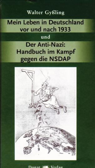 Der Anti-Nazi - Handbuch im Kampf gegen die NSDAP