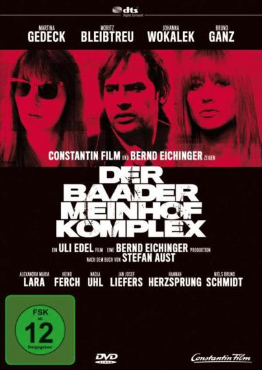 Der Baader Meinhof Komplex DVD