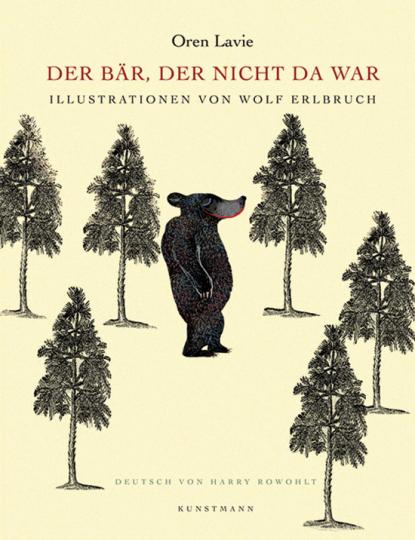 Der Bär, der nicht da war.