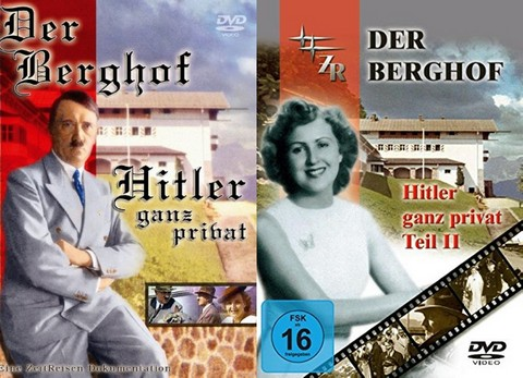 Der Berghof - Hitler privat - Dokumentation in 2 Teilen, 2 DVDs