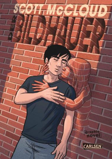Der Bildhauer. Graphic Novel.