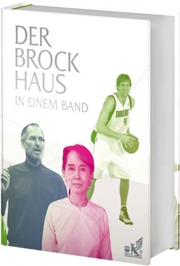 Der Brockhaus in einem Band.