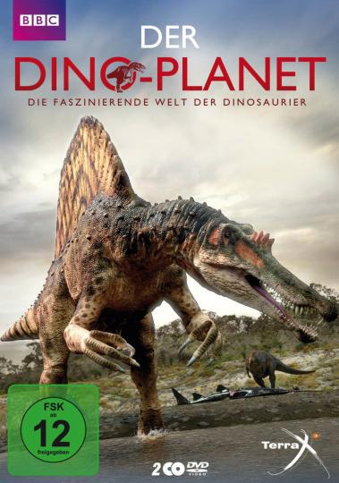 Der Dino Planet DVD