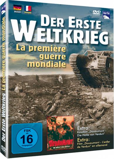 Der Erste Weltkrieg 2 DVDs