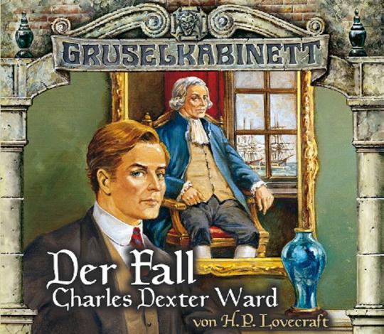 Der Fall Charles Dexter Ward Hörspiel auf 2 CDs