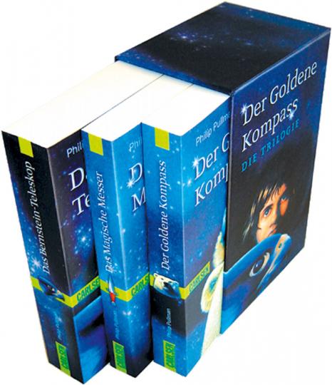 Der goldene Kompass,  3 Bände