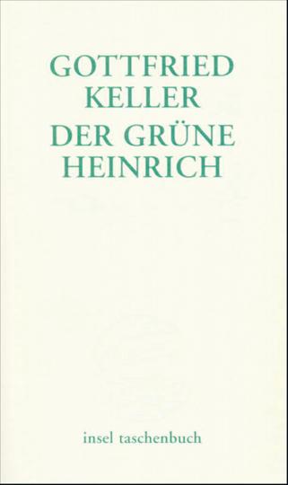 Der grüne Heinrich - Erste Fassung