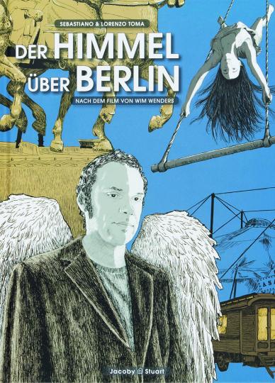 Der Himmel über Berlin. Graphic Novel.