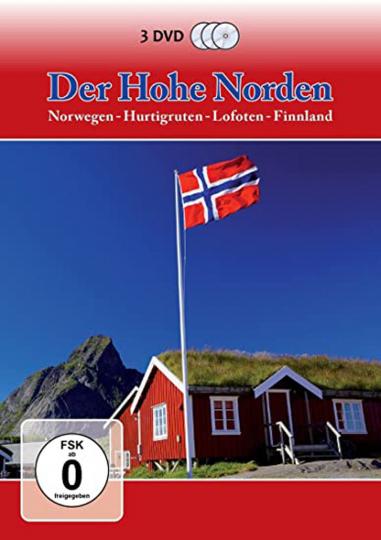 Der Hohe Norden 3 DVDs