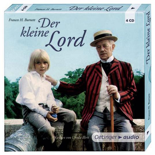 Der kleine Lord. Hörbuch.
