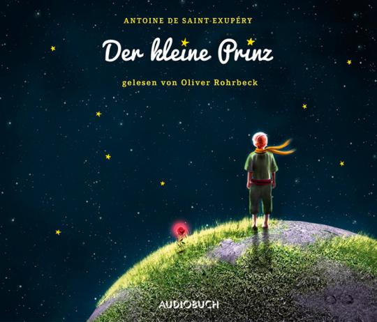 Der kleine Prinz. 2 CDs.