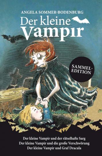 Der kleine Vampir. Dreierband 2.