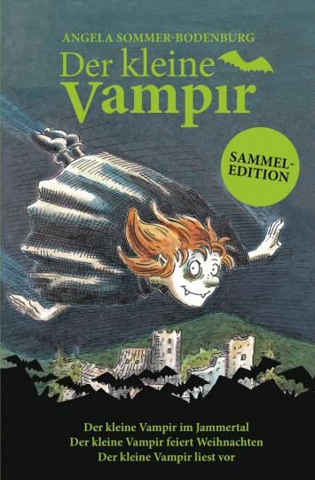 Der kleine Vampir. Im Jammertal, Weihnachten, Der kleine Vampir liest vor. Sammeledition.