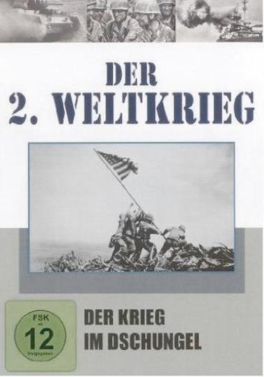 Der Krieg im Dschungel DVD